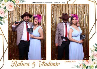 Cabina Foto Showtime - Magic Mirror -Nunta - Raluca si Vladimir - Restaurant Ok Ballroom Ramnicu Valcea - Event Factory (42)