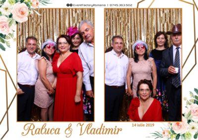 Cabina Foto Showtime - Magic Mirror -Nunta - Raluca si Vladimir - Restaurant Ok Ballroom Ramnicu Valcea - Event Factory (43)