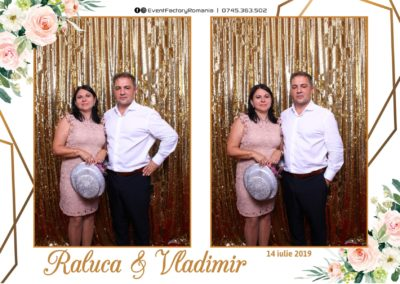 Cabina Foto Showtime - Magic Mirror -Nunta - Raluca si Vladimir - Restaurant Ok Ballroom Ramnicu Valcea - Event Factory (45)