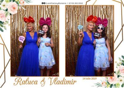 Cabina Foto Showtime - Magic Mirror -Nunta - Raluca si Vladimir - Restaurant Ok Ballroom Ramnicu Valcea - Event Factory (47)
