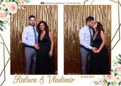 Cabina Foto Showtime - Magic Mirror -Nunta - Raluca si Vladimir - Restaurant Ok Ballroom Ramnicu Valcea - Event Factory (48)