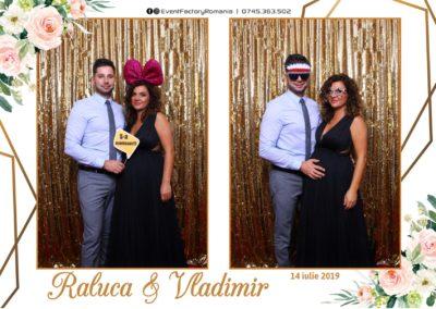 Cabina Foto Showtime - Magic Mirror -Nunta - Raluca si Vladimir - Restaurant Ok Ballroom Ramnicu Valcea - Event Factory (49)