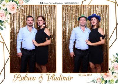 Cabina Foto Showtime - Magic Mirror -Nunta - Raluca si Vladimir - Restaurant Ok Ballroom Ramnicu Valcea - Event Factory (5)