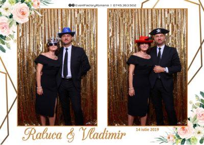Cabina Foto Showtime - Magic Mirror -Nunta - Raluca si Vladimir - Restaurant Ok Ballroom Ramnicu Valcea - Event Factory (50)