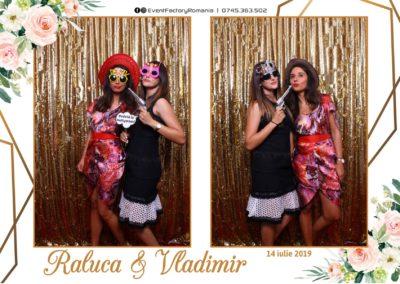 Cabina Foto Showtime - Magic Mirror -Nunta - Raluca si Vladimir - Restaurant Ok Ballroom Ramnicu Valcea - Event Factory (52)