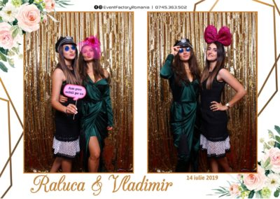 Cabina Foto Showtime - Magic Mirror -Nunta - Raluca si Vladimir - Restaurant Ok Ballroom Ramnicu Valcea - Event Factory (53)