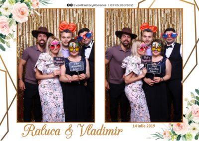 Cabina Foto Showtime - Magic Mirror -Nunta - Raluca si Vladimir - Restaurant Ok Ballroom Ramnicu Valcea - Event Factory (57)