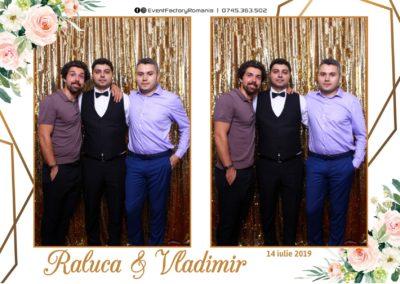 Cabina Foto Showtime - Magic Mirror -Nunta - Raluca si Vladimir - Restaurant Ok Ballroom Ramnicu Valcea - Event Factory (58)