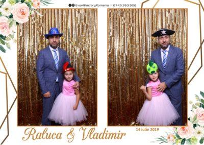 Cabina Foto Showtime - Magic Mirror -Nunta - Raluca si Vladimir - Restaurant Ok Ballroom Ramnicu Valcea - Event Factory (6)