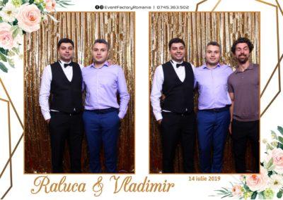 Cabina Foto Showtime - Magic Mirror -Nunta - Raluca si Vladimir - Restaurant Ok Ballroom Ramnicu Valcea - Event Factory (60)