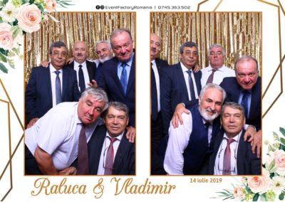 Cabina Foto Showtime - Magic Mirror -Nunta - Raluca si Vladimir - Restaurant Ok Ballroom Ramnicu Valcea - Event Factory (61)