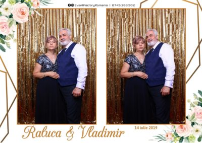 Cabina Foto Showtime - Magic Mirror -Nunta - Raluca si Vladimir - Restaurant Ok Ballroom Ramnicu Valcea - Event Factory (63)