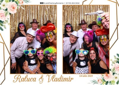 Cabina Foto Showtime - Magic Mirror -Nunta - Raluca si Vladimir - Restaurant Ok Ballroom Ramnicu Valcea - Event Factory (64)