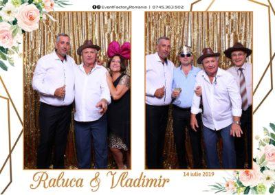 Cabina Foto Showtime - Magic Mirror -Nunta - Raluca si Vladimir - Restaurant Ok Ballroom Ramnicu Valcea - Event Factory (65)