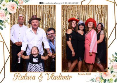 Cabina Foto Showtime - Magic Mirror -Nunta - Raluca si Vladimir - Restaurant Ok Ballroom Ramnicu Valcea - Event Factory (66)