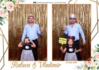 Cabina Foto Showtime - Magic Mirror -Nunta - Raluca si Vladimir - Restaurant Ok Ballroom Ramnicu Valcea - Event Factory (67)
