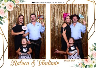 Cabina Foto Showtime - Magic Mirror -Nunta - Raluca si Vladimir - Restaurant Ok Ballroom Ramnicu Valcea - Event Factory (68)
