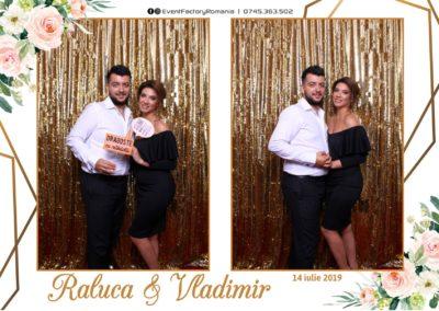 Cabina Foto Showtime - Magic Mirror -Nunta - Raluca si Vladimir - Restaurant Ok Ballroom Ramnicu Valcea - Event Factory (69)