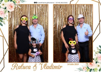 Cabina Foto Showtime - Magic Mirror -Nunta - Raluca si Vladimir - Restaurant Ok Ballroom Ramnicu Valcea - Event Factory (7)