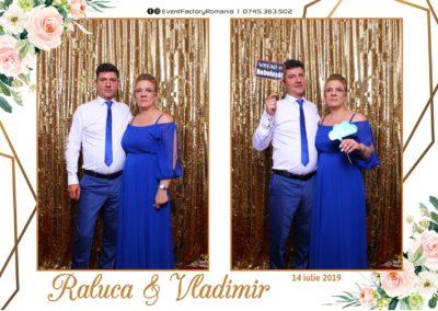 Cabina Foto Showtime - Magic Mirror -Nunta - Raluca si Vladimir - Restaurant Ok Ballroom Ramnicu Valcea - Event Factory (70)