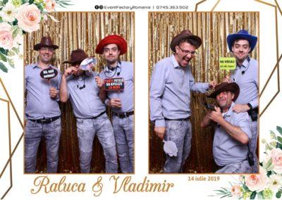 Cabina Foto Showtime - Magic Mirror -Nunta - Raluca si Vladimir - Restaurant Ok Ballroom Ramnicu Valcea - Event Factory (73)