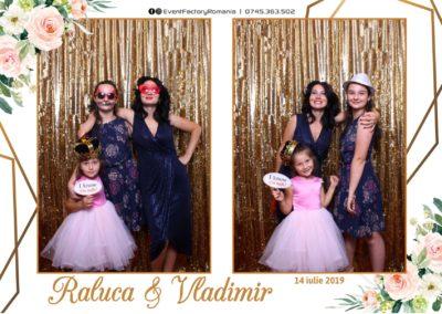 Cabina Foto Showtime - Magic Mirror -Nunta - Raluca si Vladimir - Restaurant Ok Ballroom Ramnicu Valcea - Event Factory (8)