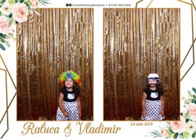 Cabina Foto Showtime - Magic Mirror -Nunta - Raluca si Vladimir - Restaurant Ok Ballroom Ramnicu Valcea - Event Factory (9)
